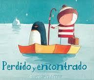 UN pingüino que conoce la amistad