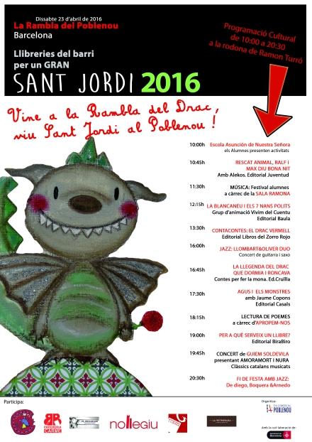 CartellSantJordi2016